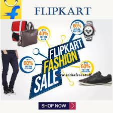 Best Clothing,Footware and Watches Deals from Flipkart